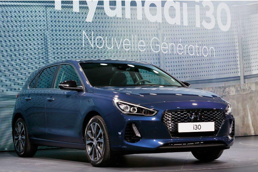 Hyundai i30 提供三款汽油、三款柴油車型配置,產品相當多元。 摘自 M...