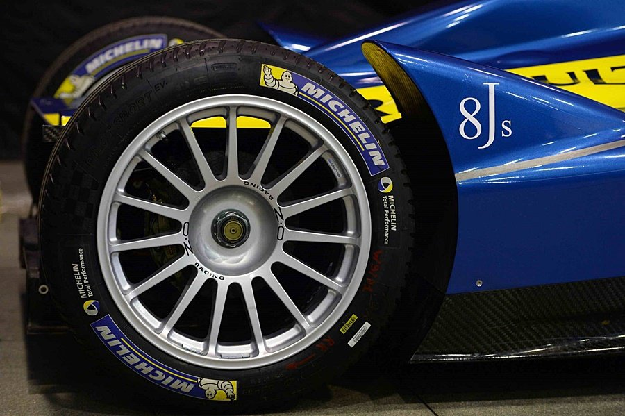 源自Formula E電動方程式賽車競賽用胎的胎面花紋設計,全新Pilot S...