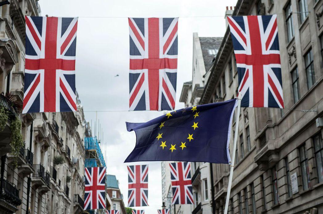 歐洲投資人減持英國股債。(圖/法新社)