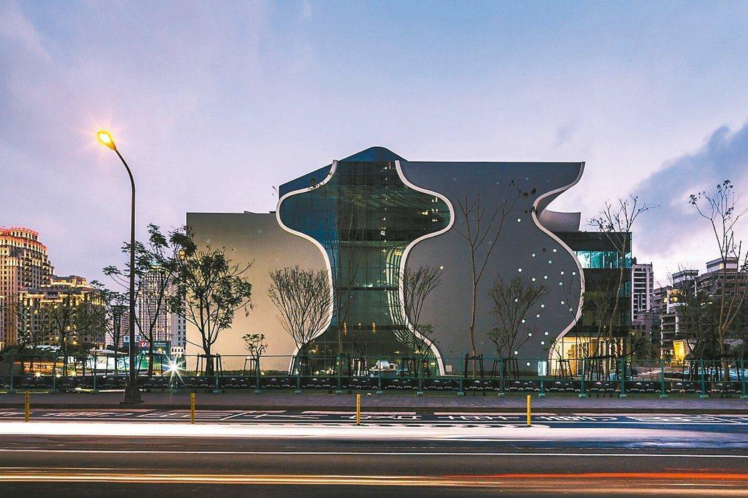 台中歌劇院。 圖/聯合報系資料照