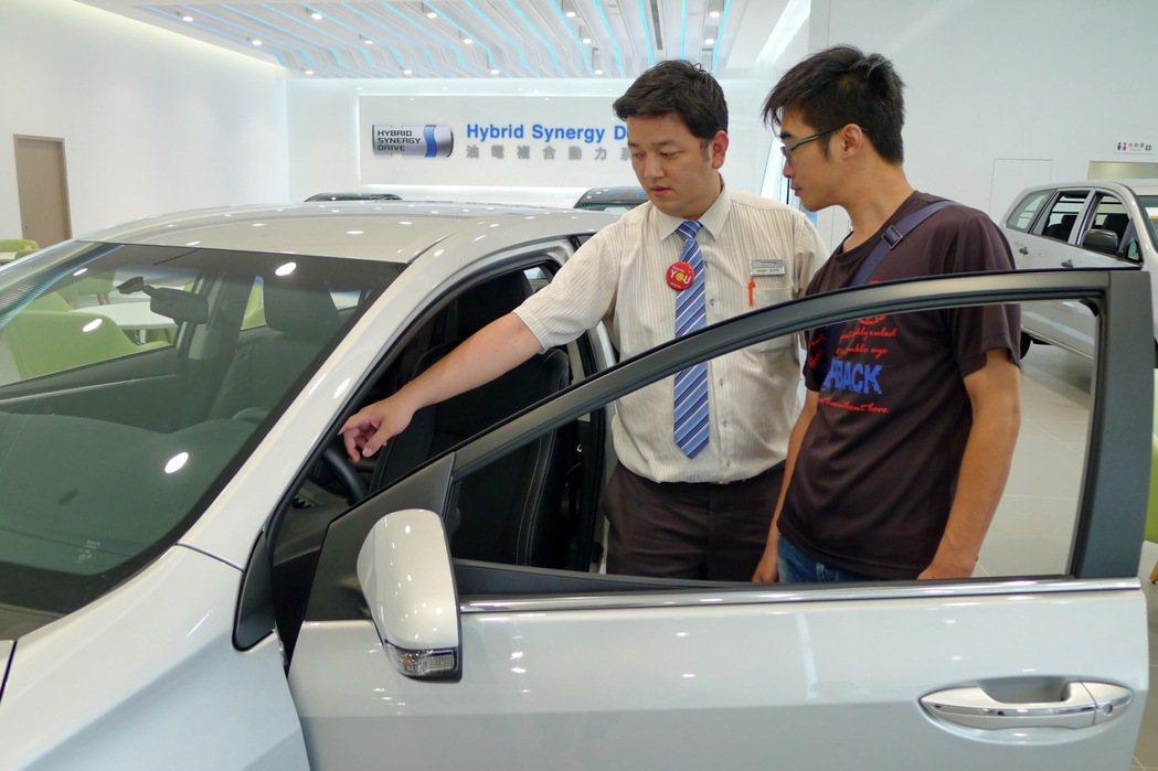 不同過往的印象,年輕車主在購車時對價格更敏感。 圖/和泰汽車提供