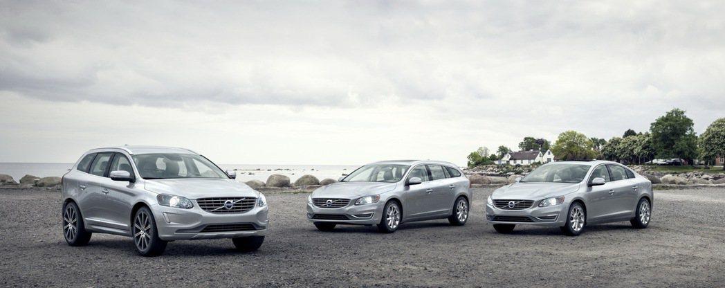 國際富豪汽車特別推出 VOLVO 「安全無價」購車優惠專案,入主 10 款豪華、...