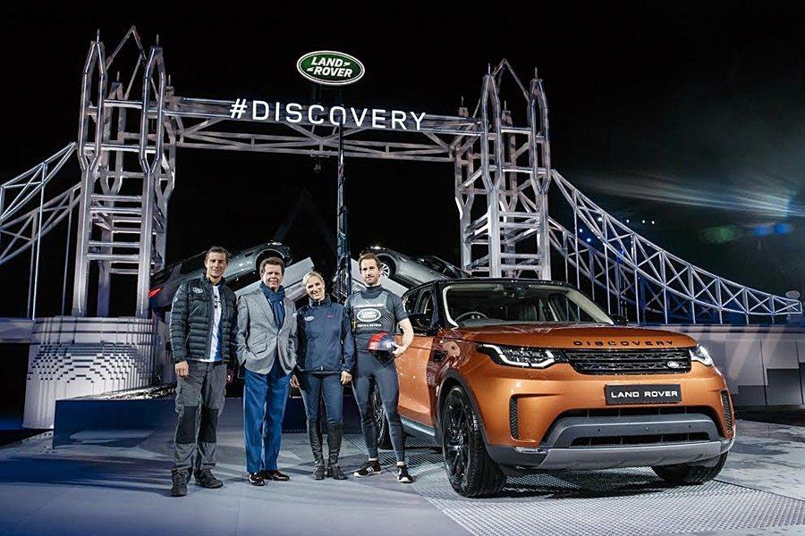 Land Rover 車主 Bear Grylls、Ben Ainslie 爵士...