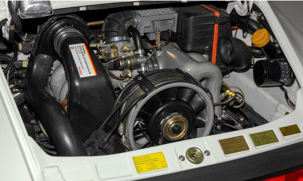 動力系統也是全部翻新,完全是新車的狀態。 摘自 Historics