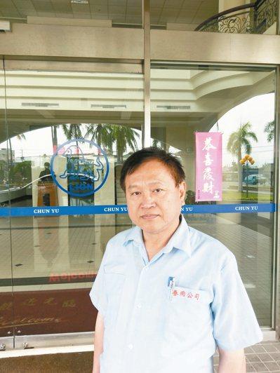63歲尤先生經勞動力發展署協助,任職某公司總經理特助。 圖/勞動力發展署提供