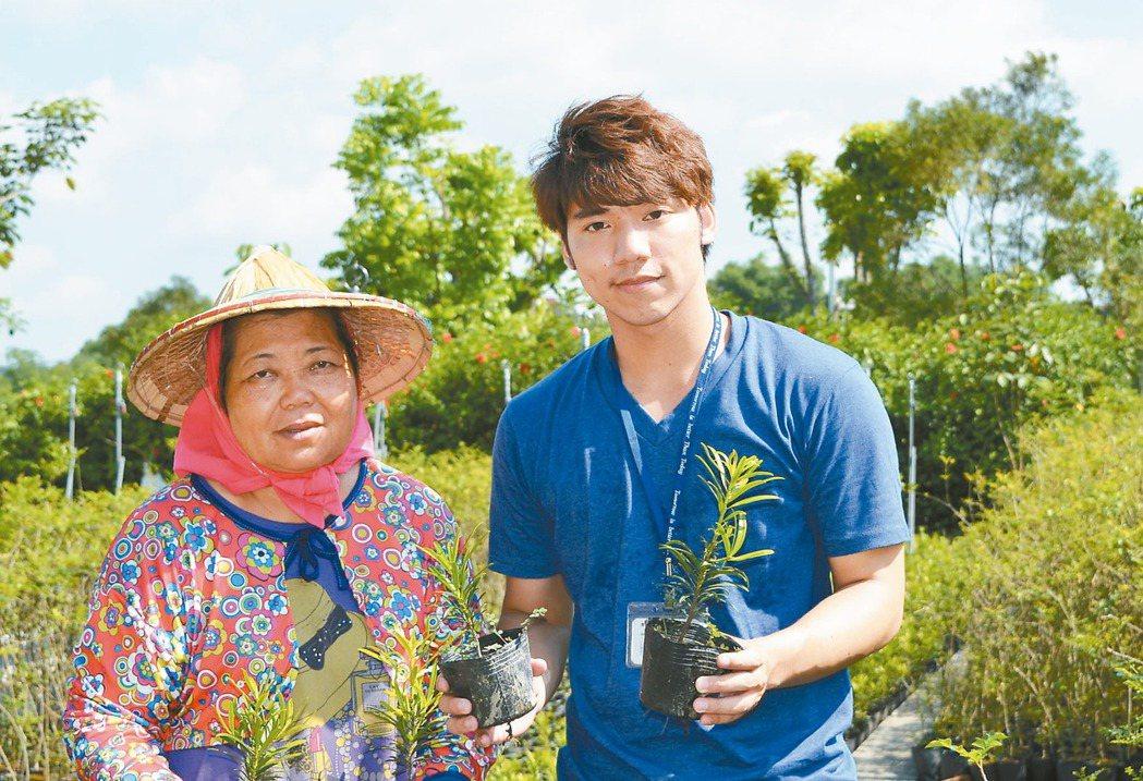 57歲吳小姐因車禍受傷職涯中斷,經勞動力發展署協助,找到事業第二春。 圖/勞動力...