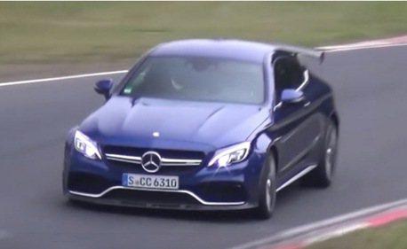 Mercedes-AMG C63 R測試露出 對手直指M4 GTS