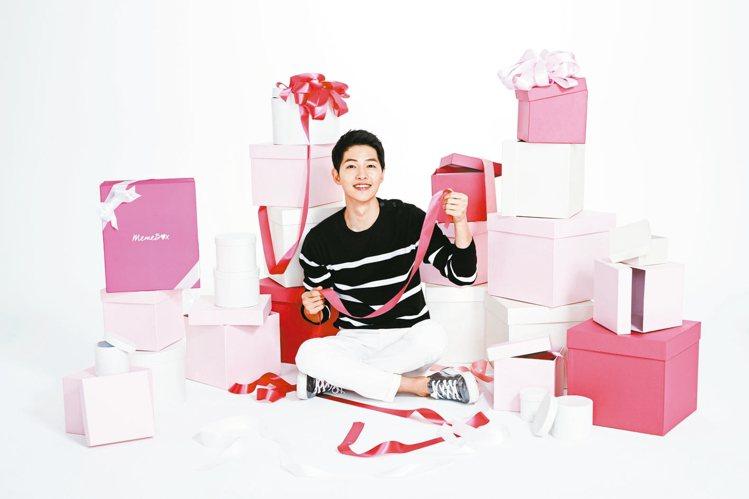 新崛起的韓國美妝集團MEMEBOX今年秋冬正式進軍台灣市場,歐巴宋仲基代言更是話...