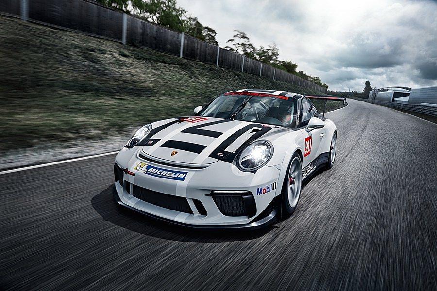 新一代保時捷 911 GT3 Cup 將搭載全面改造的驅動系統。 保時捷提供