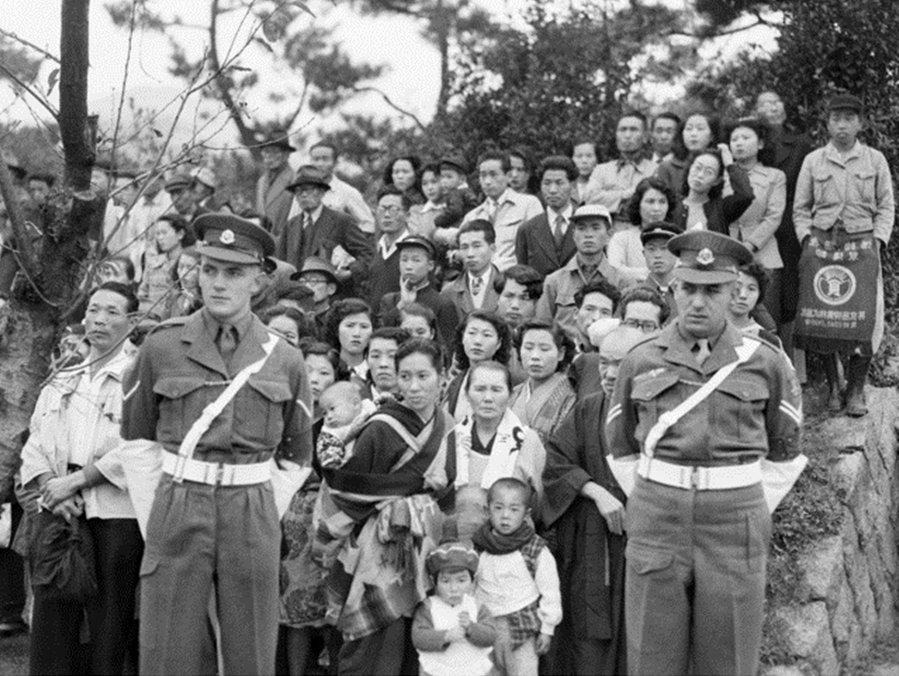 BCOF的到來迫使廣島平民的處境更為艱難。光是1946年單一年度,便有800件已...