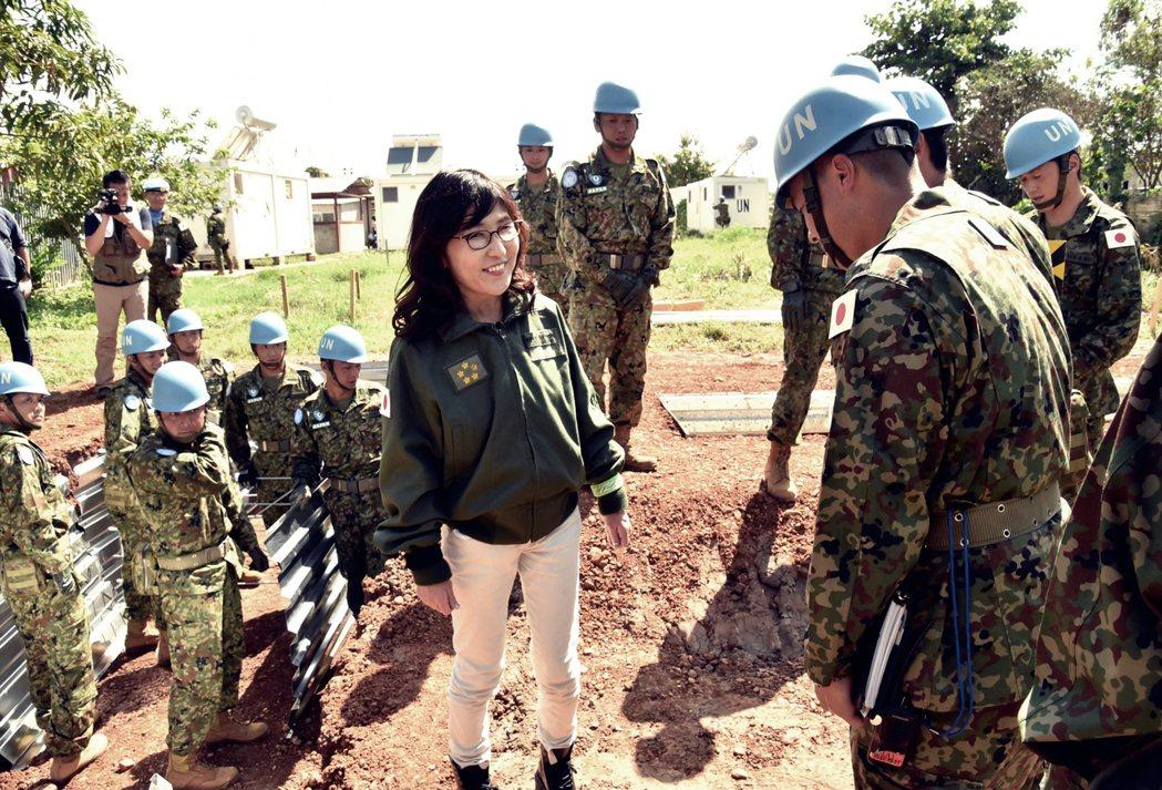 日本自衛隊東北第9師團,將於今年11月將350名技術人員以聯合國任務名義派往南蘇...