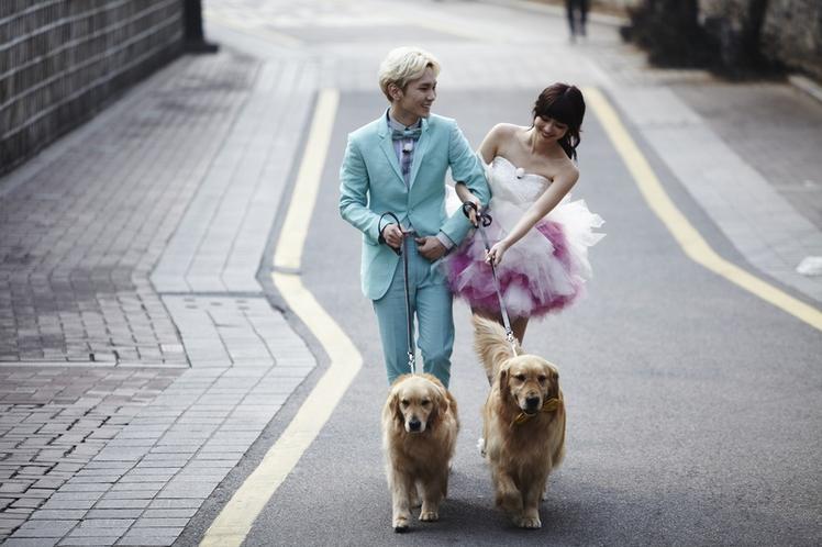 Arisa與SHINee成員Key一同出演《我們結婚了世界版2》,天生可愛的外表...