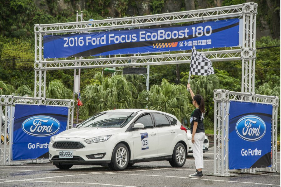 Ford Focus EcoBoost 180擁有充沛動力及紮實底盤。 Ford 提供