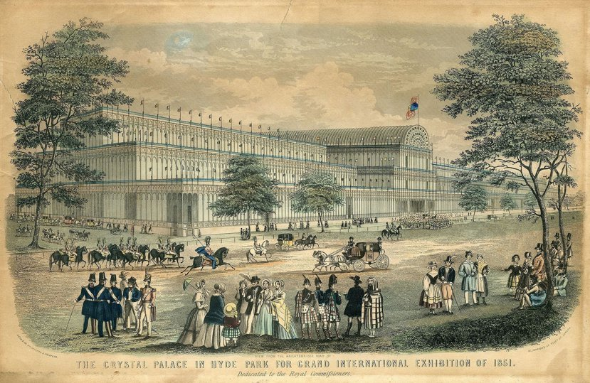 作為世紀第一個萬國博覽會的東道國,大英帝國毫不保留地斥資建造水晶宮,完美展現國家...