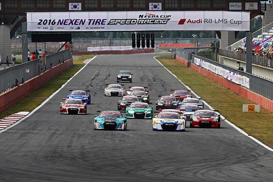 Audi R8 LMS Cup終於要重裝回歸台灣賽道。 Audi提供