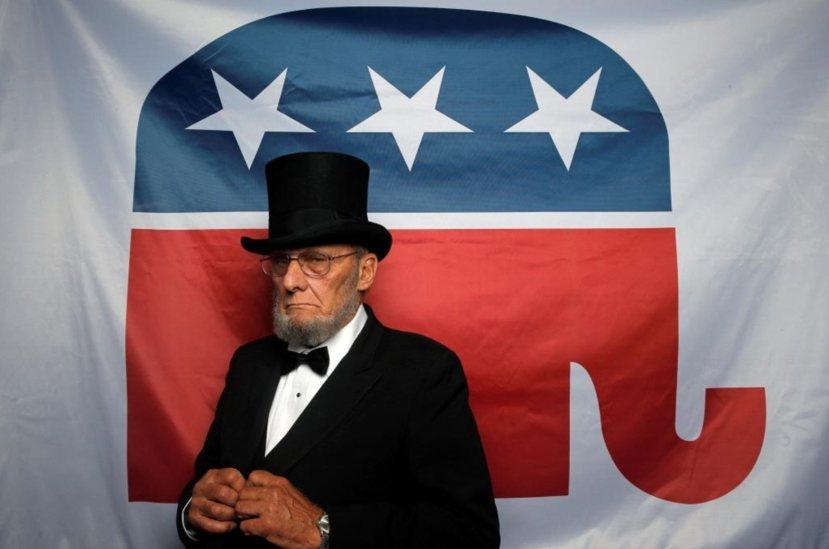 「選舉人團」為美國總統大選最重要的投票機制,亦是每次選舉的核心焦點之一。圖為共和...