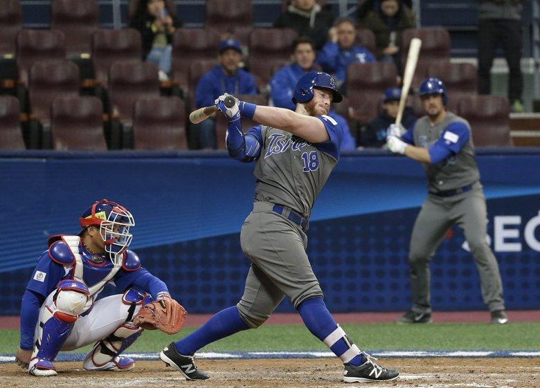 棒球世界裡出了一個以色列是甚麼樣的概念? 圖/美聯社