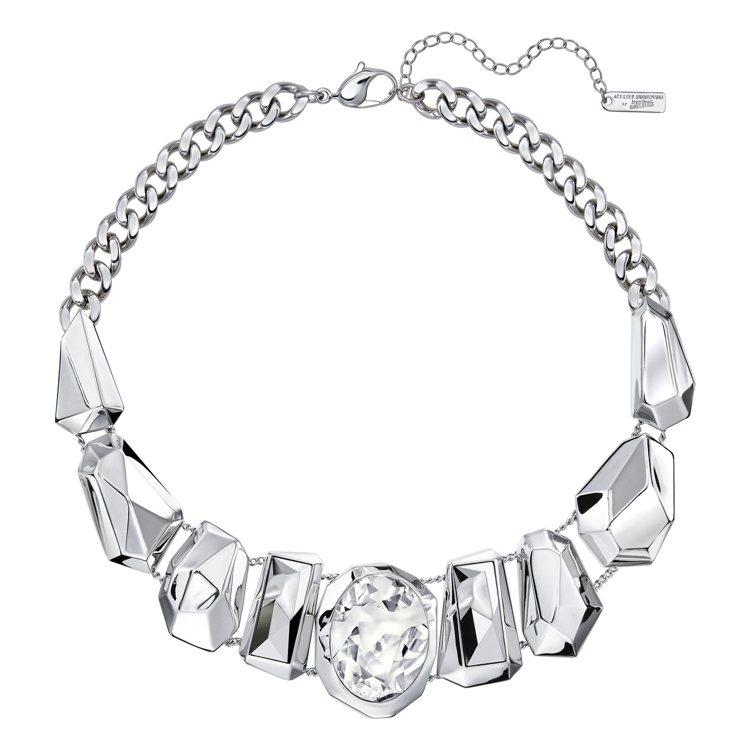 Jean Paul Gaultier Reverse 項鍊,14,900元。圖/...