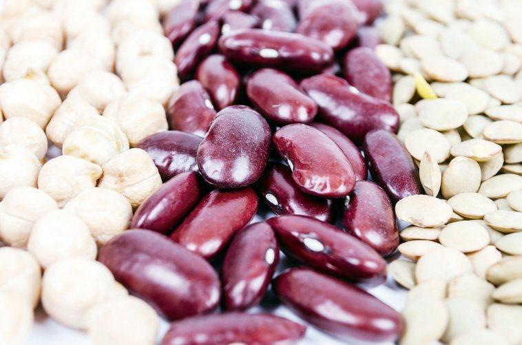 豆類。 圖片來源/Pixabay