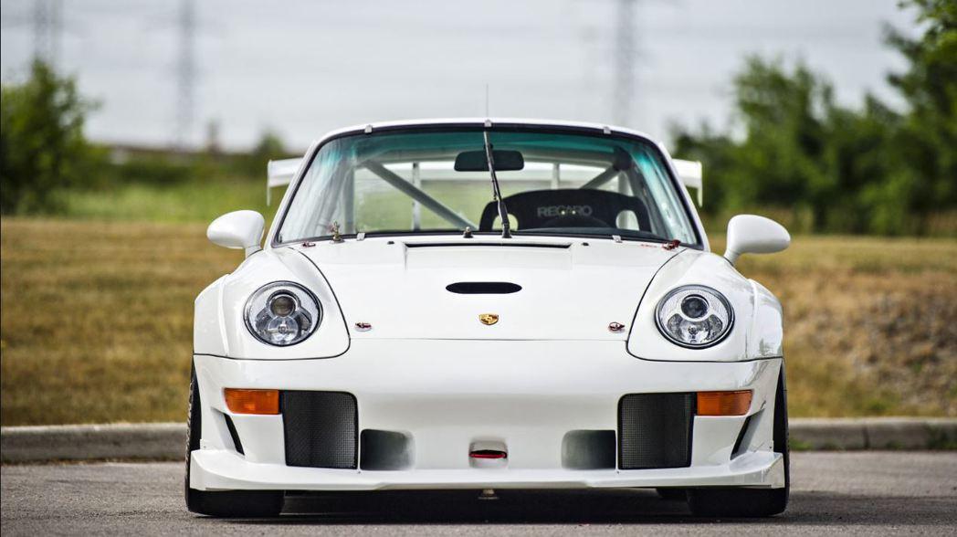 全球限量 11 部的 1996 年 911 GT2 Evo 將投身拍賣,這輛堪稱...