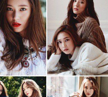 Jessica 與 Krystal在韓國是當 紅的姐妹藝人,最近她們一起合體拍時尚雜誌廣告,還特地飛往美國紐約拍攝呢!據悉,Jessica當天還用流利的英文積極地與攝影師互動溝通。照片一出,許多網友...