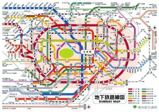 【懶人包】東京自助旅行 省錢交通票券總整理!