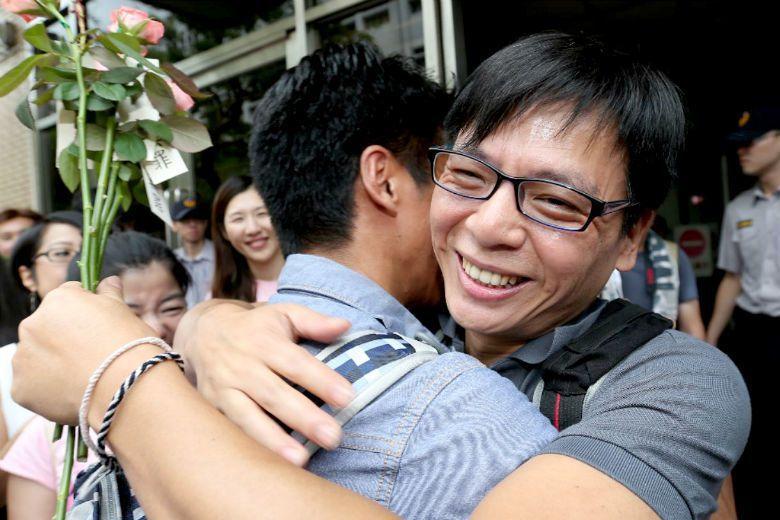 從死刑、無期徒刑到無罪,徐自強走了21年,徐自強受冤耗損的時光,能否推動台灣司法改革,取決於我們是否願意從中汲取教訓了。 攝影/記者林澔一