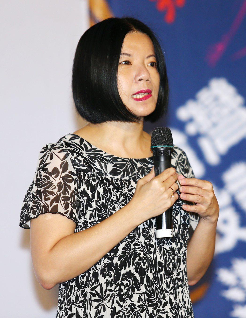 台北市文化局長謝佩霓。 圖/聯合報系資料照片