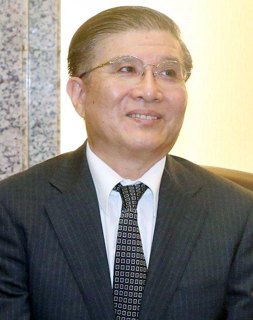 總統府秘書長林碧炤請辭獲准。 圖/聯合報系資料照片