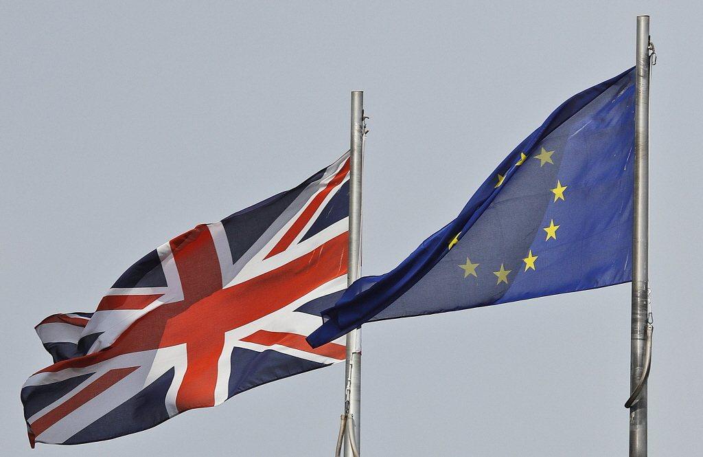英國與歐盟對特定議題各有各的堅持。美聯社