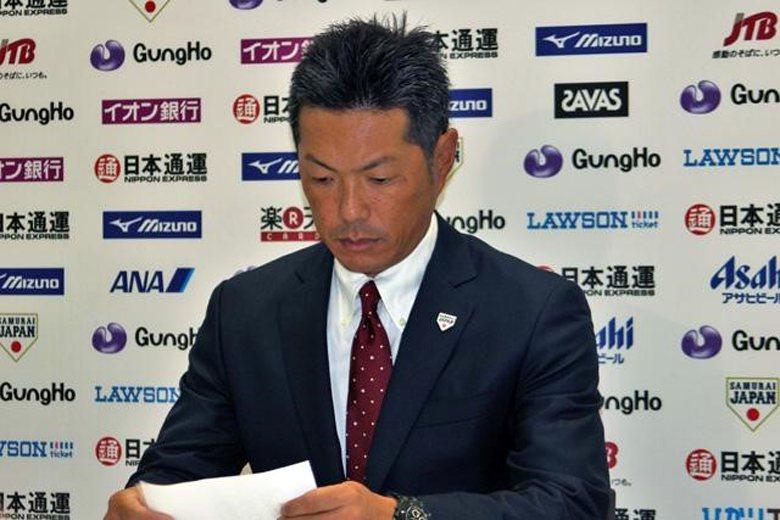 日本武士隊18日發布新的國家隊代表名單,目前的日職一線巨星皆在裡頭。 圖/取自日...