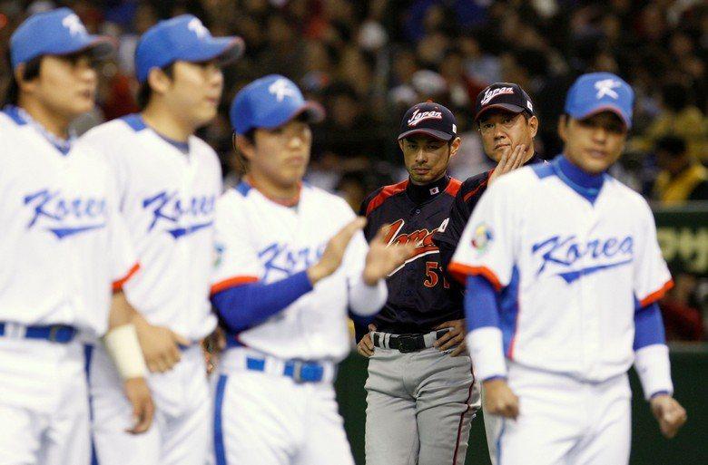 鈴木一朗於2006年一席「日本棒球領先其他對手30年」的發言,甚至還引起韓國隊不...