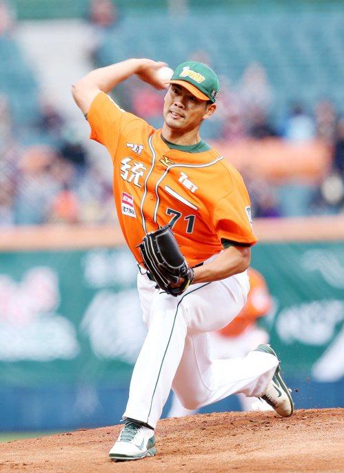 統一獅隊羅錦龍也會參賽。圖/中華職棒聯盟提供