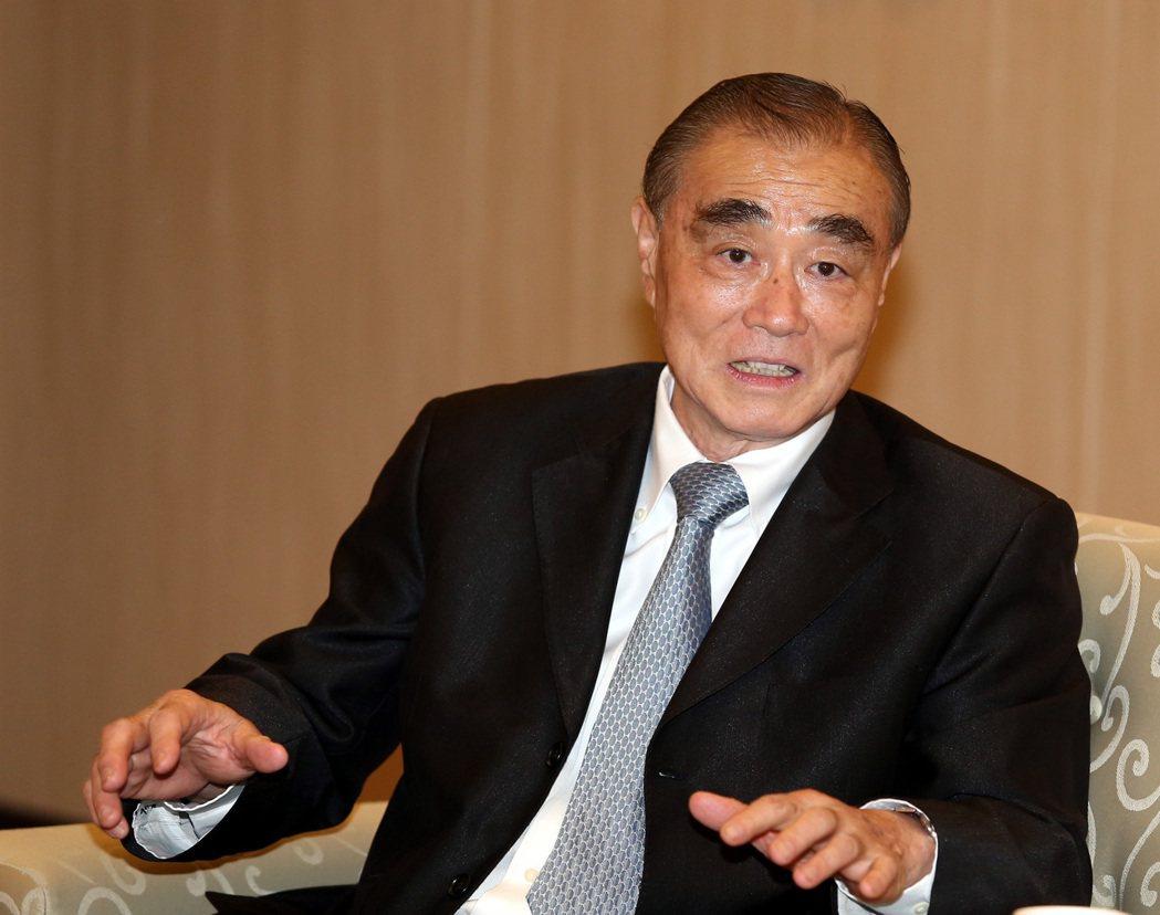 國防部長馮世寬。本報資料照
