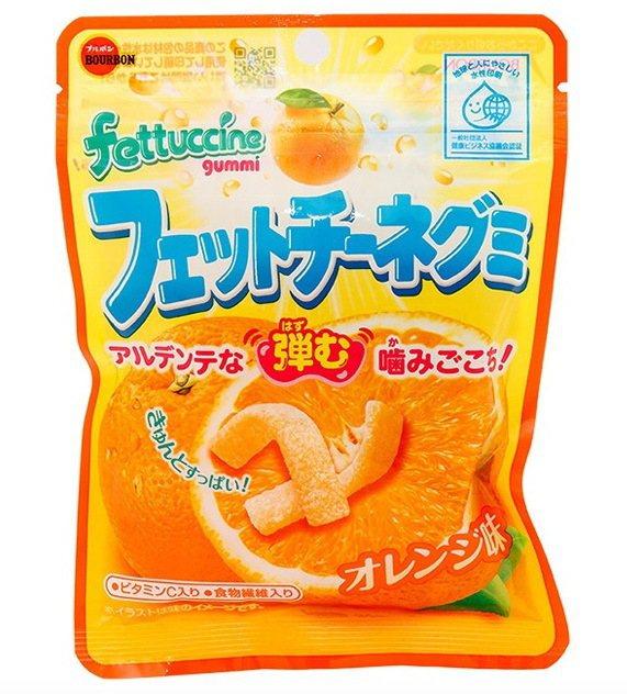 ihergo愛合購10大熱銷糖果排行榜第3名:Bourbon北日本長條軟糖。圖/...