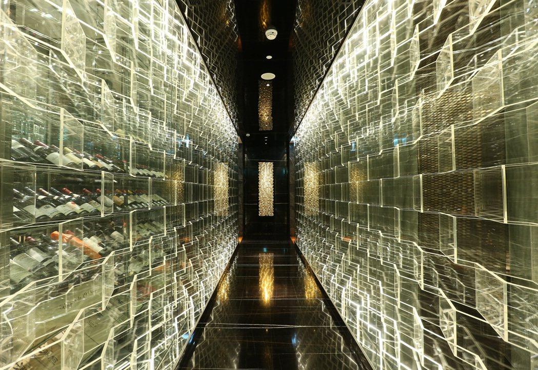 但馬家涮涮鍋室內設計處處可見巧思。記者陳立凱/攝影