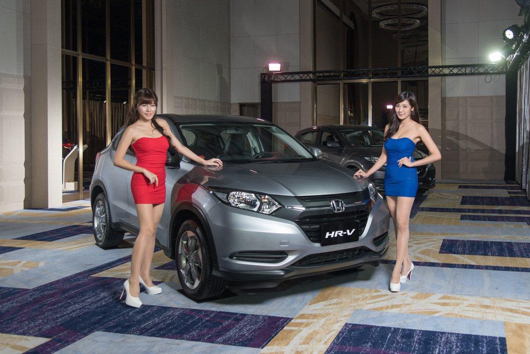 台灣本田發表全新跨界跑旅HONDA HR-V,融合SUV的強悍安全、COUPE的...