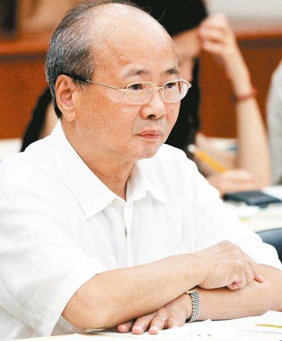李瑞倉被延攬出任金管會主委。 本報資料照片