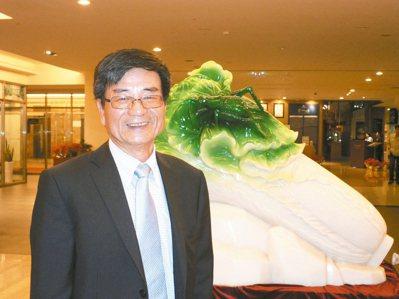 瑞智執行長劉金錫。 圖/經濟日報提供