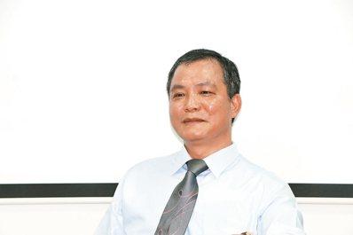 上緯投控董座蔡朝陽。 記者陳美玲/攝影