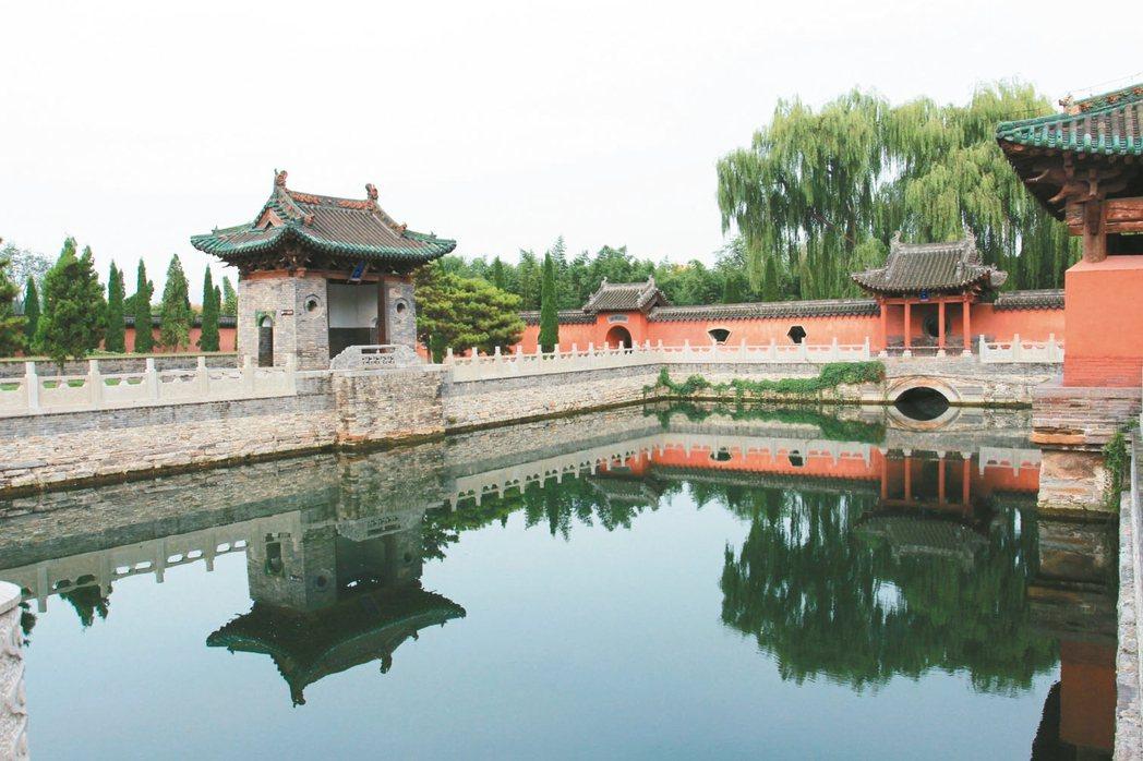 濟瀆廟之龍池