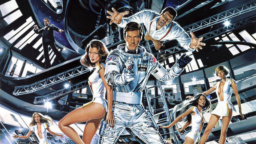 「太空城」曾在台灣創下外片最佳賣座紀錄。圖/摘自michaelcavacini....