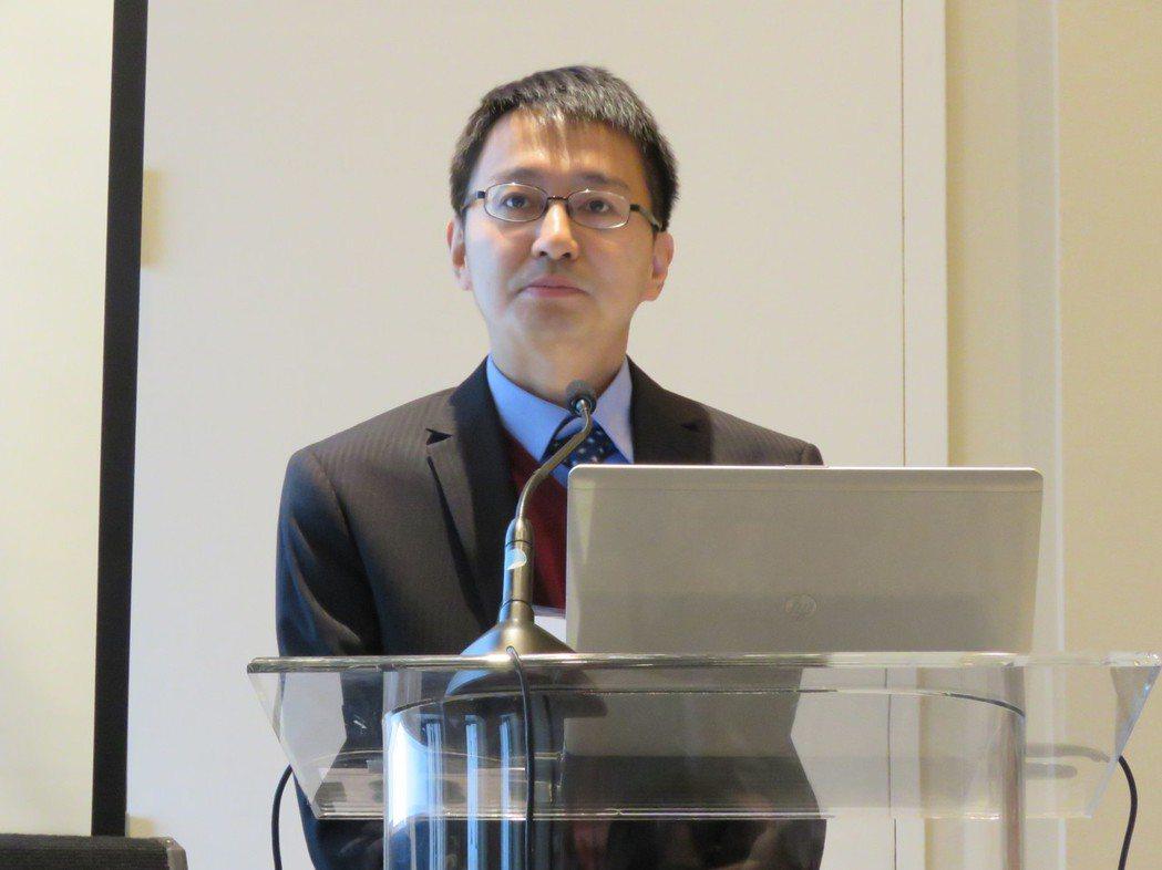 疾管署副署長羅一鈞19日於美國華府參加一場國際公共衛生研討會,他於會後受訪指出,...