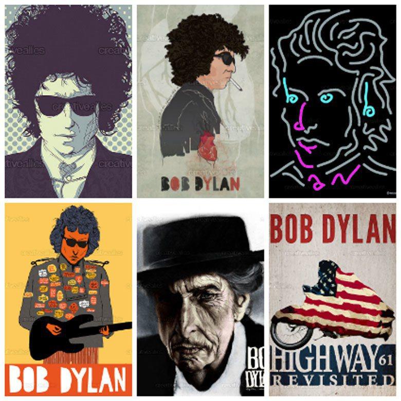 那些環繞在Bob Dylan身上的鎂光燈,以及各式傳奇的紀錄、報導,以及不斷再生...