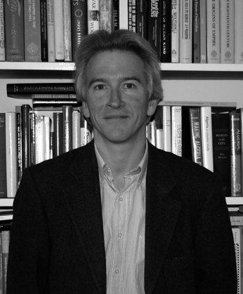 《鄂圖曼帝國的殞落》的作者,尤金.羅根教授。