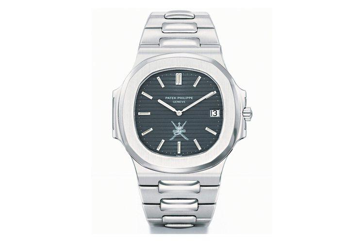 佳士得百達翡麗金鷹40周年專拍首場在杜拜舉行,此精鋼款腕表以19萬3,500美元...