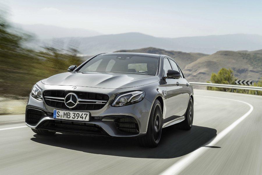 2018 年式 Mercedes-AMG E63/E63 S 最快可在 11 月...