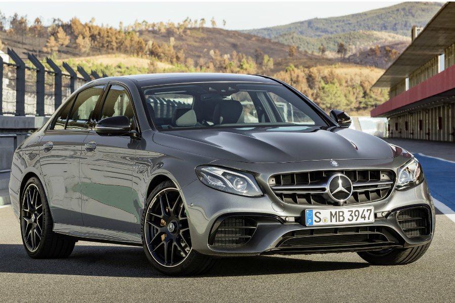 「全新 Mercedes-AMG E63/E63 S 可說是 E-Class 有...