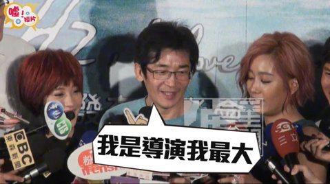 導演魏德聖為了新片「52Hz,I Love you」狂操舒米恩唱功!啥咪!莫非魏導也是歌王來著?
