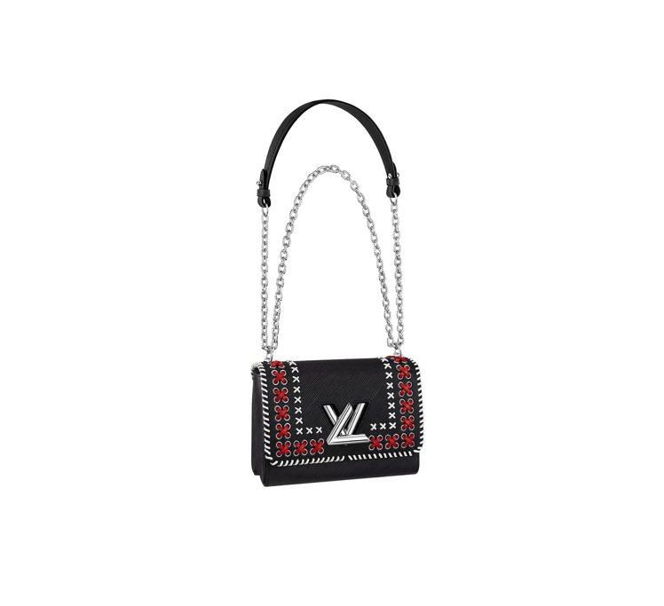 Twist MM手袋,NT$136,000。圖/LV提供
